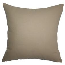 Подушка декоративная Інсайт Панама пшеничный 40х40см арт. 719 007 252 005
