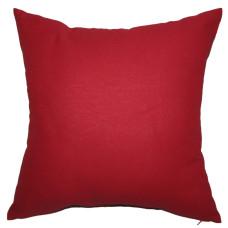 Подушка декоративная Інсайт Панама красный 40х40см арт. 719 007 252 028