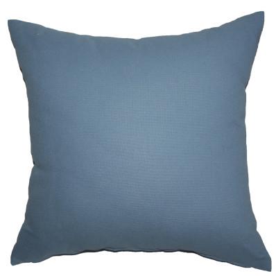 Подушка декоративная Інсайт Панама грязно-голубой 40х40см арт. 719 007 252 034