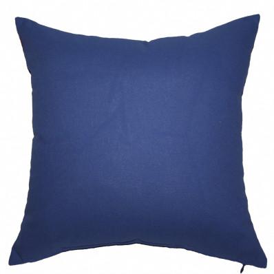 Подушка декоративная Інсайт Панама синий 40х40см арт. 719 007 252 054