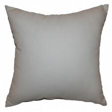 Подушка декоративная Інсайт Панама серый 40х40см арт. 719 007 252 110