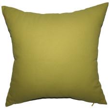 Подушка декоративная Інсайт Панама лимонно-салатовый 40х40см арт. 719 007 252 104