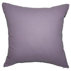Подушка декоративная Інсайт Панама светло-лиловый 40х40см арт. 719 007 252 108