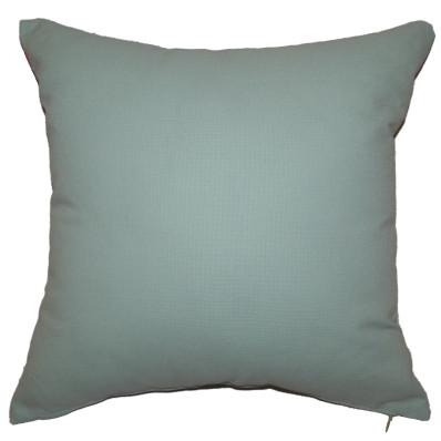 Подушка декоративная Інсайт Панама бледно-аквамариновый 40х40см арт. 719 007 252 113