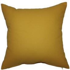 Подушка декоративная Інсайт Панама желтый 40х40см арт. 719 007 252 145