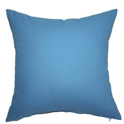 Подушка декоративная Інсайт Панама голубой 40х40см арт. 719 007 252 156