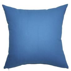 Подушка декоративная Інсайт Панама сине-голубой 40х40см арт. 719 007 252 157