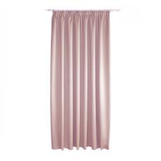 Портьера Інсайт Савио Плейн бледно-розовый 272х283см арт. 719 306 000 349
